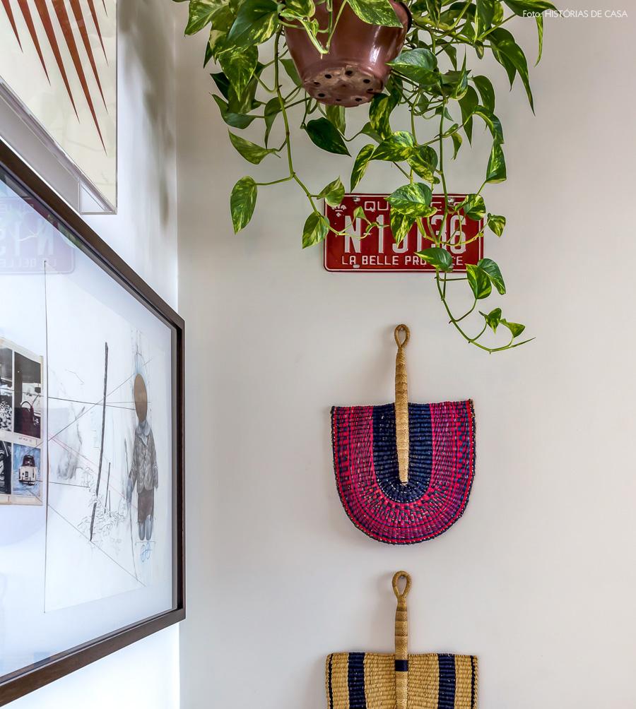 20-decoracao-parede-enfeites-quadros-leque-artesanal