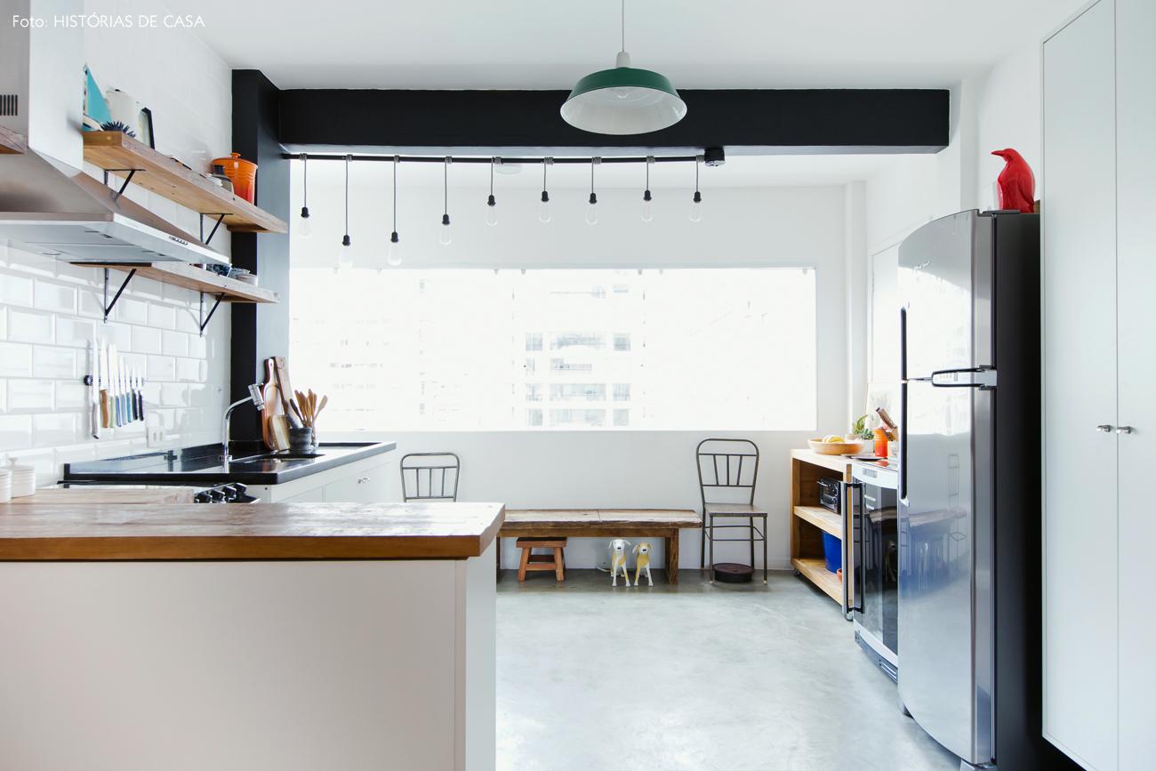 19-decoracao-cozinha-integrada-varanda-piso-cimento-queimado
