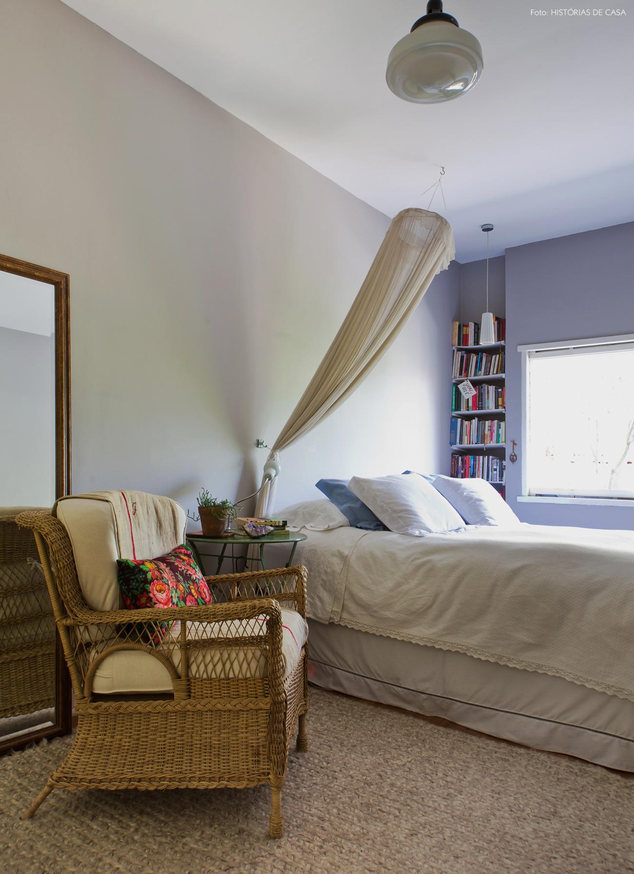 39-decoracao-quarto-casal-parede-cinza-mosquiteiro-cama