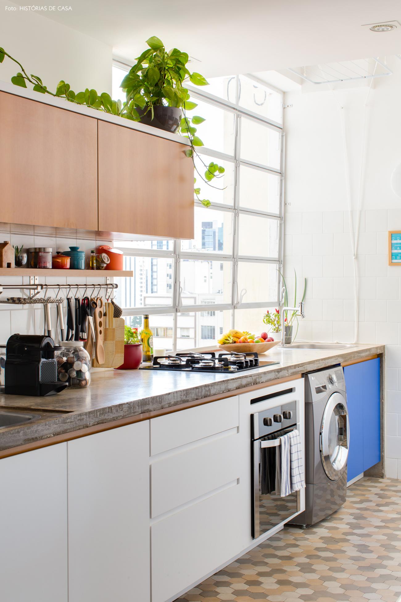 19-decoracao-apartamento-pequeno-cozinha-integrada-com-area-servico