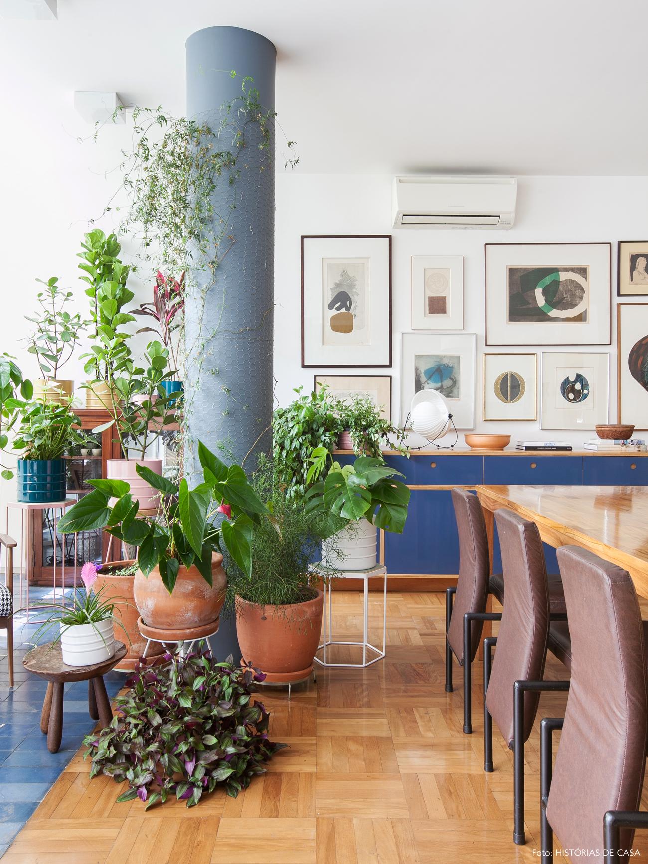 Por que ter plantas em casa hist rias de casa e selvvva for Casas decoradas con plantas de interior