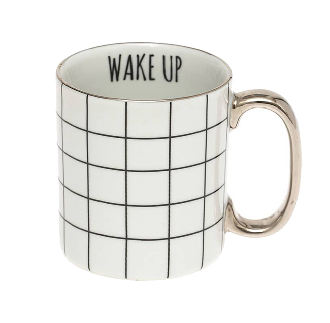 Caneca Wake up