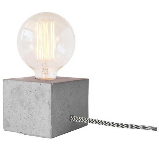 Luminária Concreto