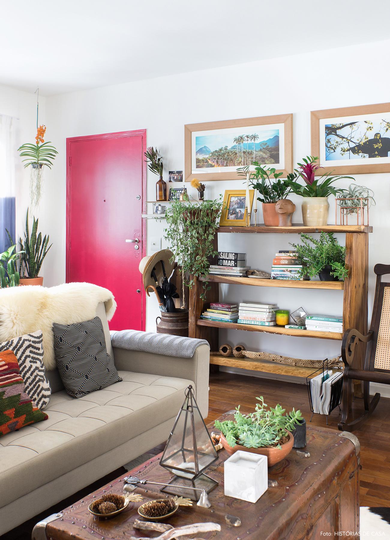 mandamentos de decoração do apartamento alugado