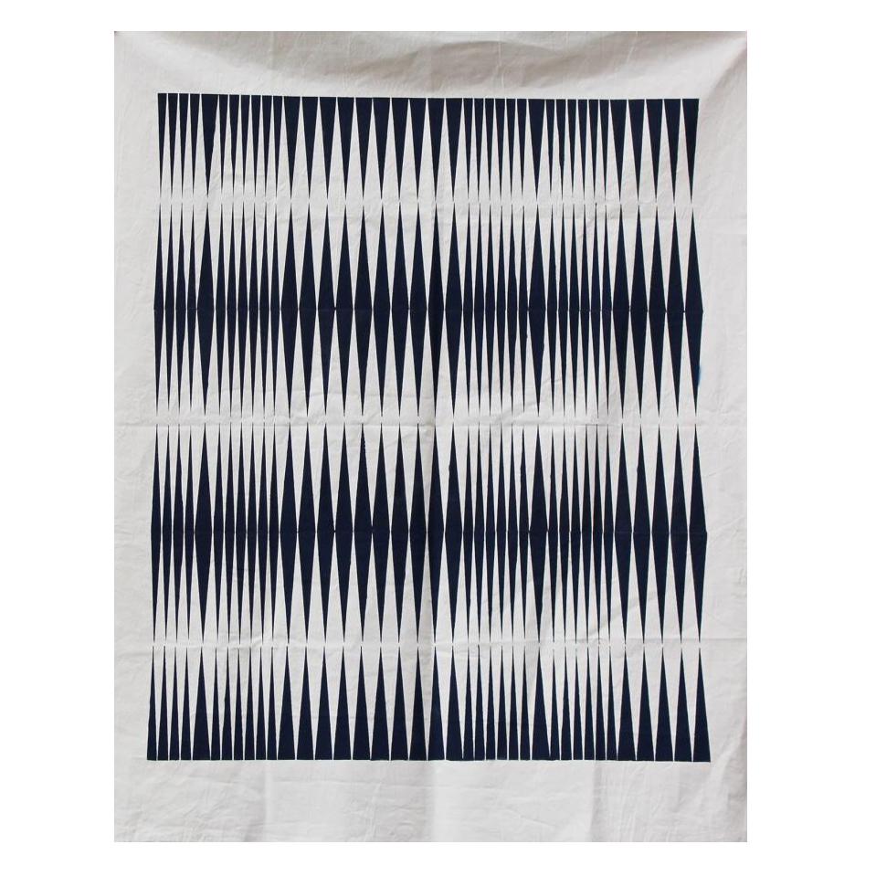 Painel de tecido Pontas