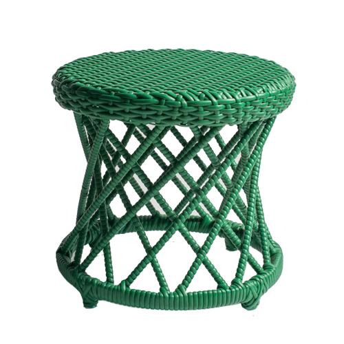 banquinho carretel – verde
