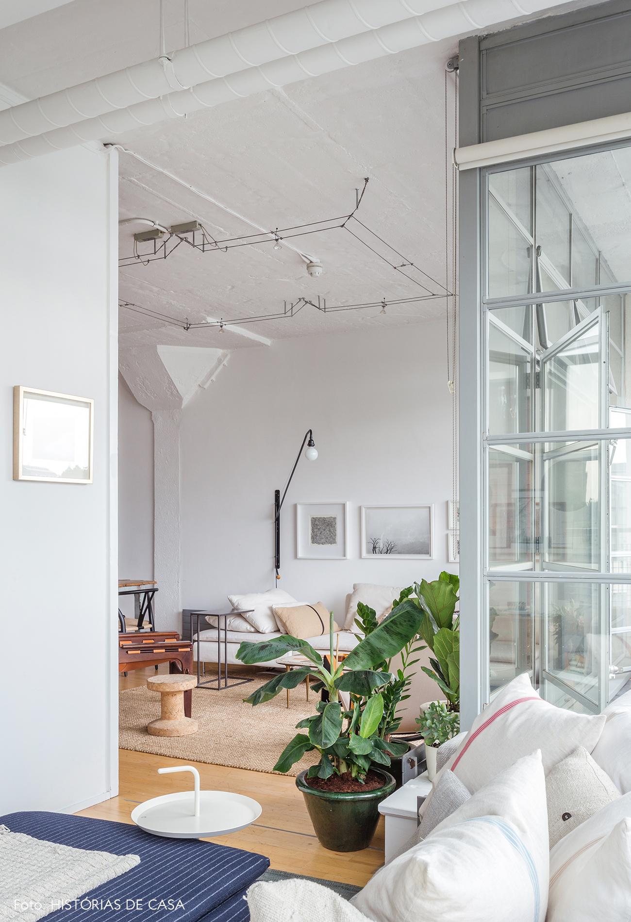 Apartamento com ambientes bem integrados em Londres
