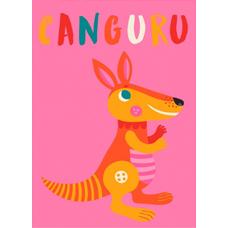 Poster Canguru