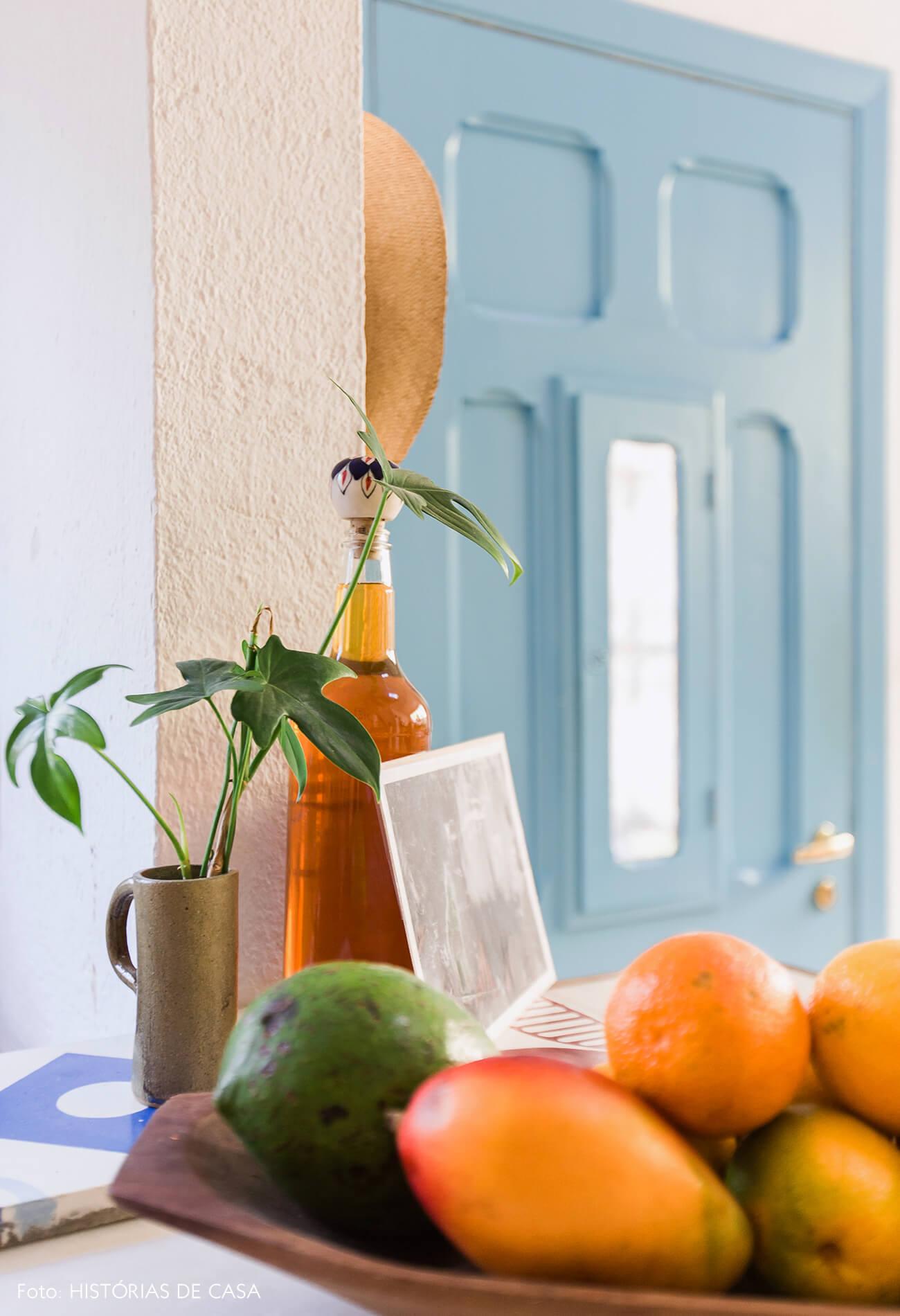 Detalhes charmosos em casa com clima de interior