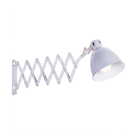 SCISSOR LAMP