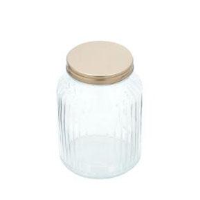 POTE DE VIDRO CLEAN GLASS ROUND BUD