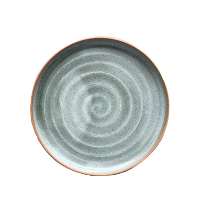prato sobremesa argila creme – coleção ninho
